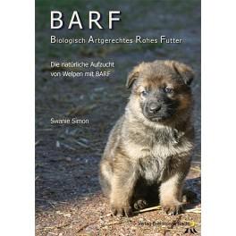 BARF Broschüre Welpen - Swanie Simon