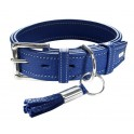 HUNTER Halsband Cannes - blau