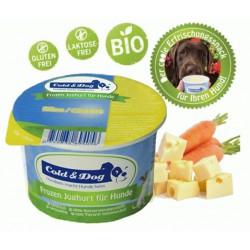 Cold & Dog Frozen Joghurt Käse Spirulina - 90ml