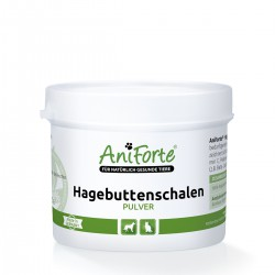 AniForte® Hagebuttenschalen Pulver - 100g