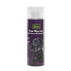 HUNTER Shampoo für schwarzes Fell Pure Wellness - 200ml
