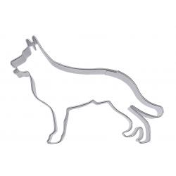 Keksausstecher Schäferhund - 7,5 cm