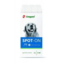 Amigard Spot-on für grosse Hunde -  3 Pipetten