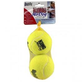 Kong Tennisbälle AirDog mit Squeaker - Large