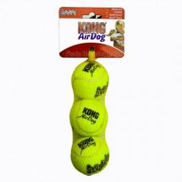 Kong Tennisbälle AirDog mit Squeaker - Medium