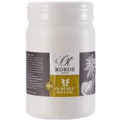 Ölmühle Solling Bio-Kokosöl - 1Liter PE-Becher