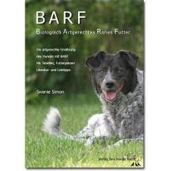 BARF Broschüre - Swanie Simon