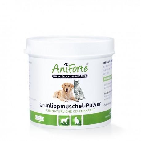 AniForte® Grünlippmuschel-Pulver - 250g