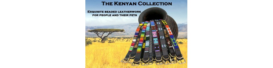 Afrikanische Halsbänder